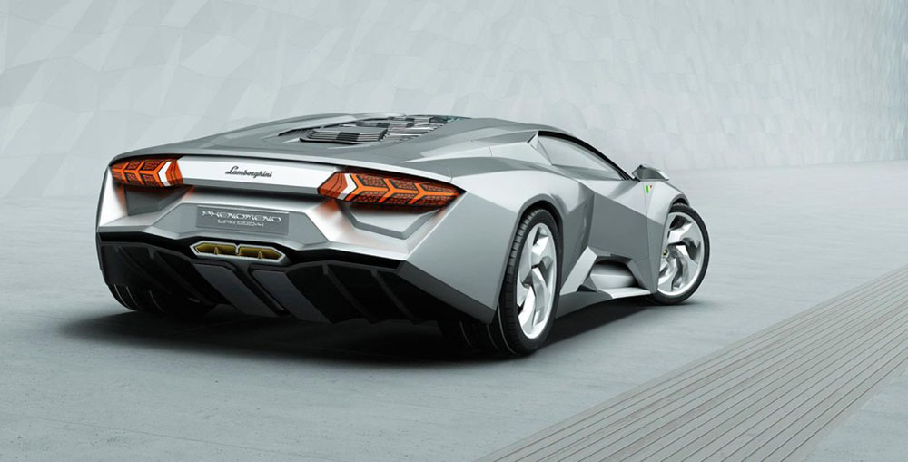 Lamborghini Phenomeno Amp Phenomeno Super Veloce Concept Von Grigory Gorin Mr Goodlife