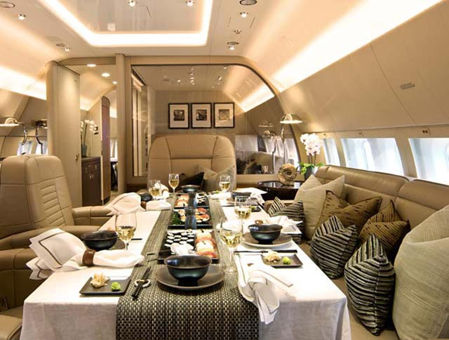 The Most Luxurious Private Jet Interior Designs En on current interior design trends 2015