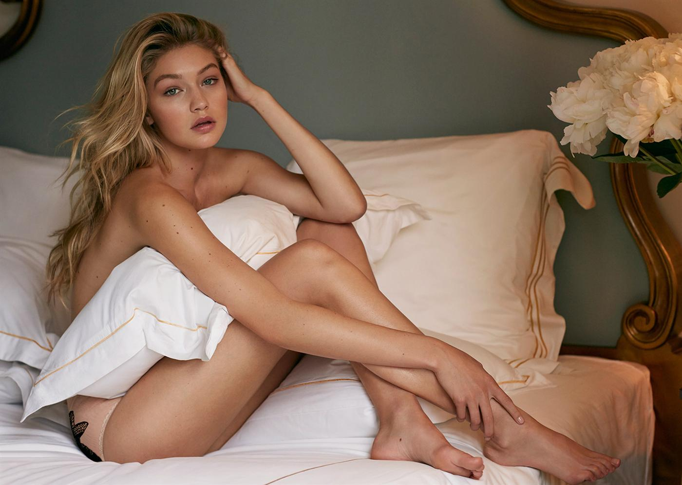 Gigi Hadid by renowned photographer Sebastian Faena | MR ...