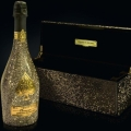 The Armand de Brignac Brut Gold Strass-Edition