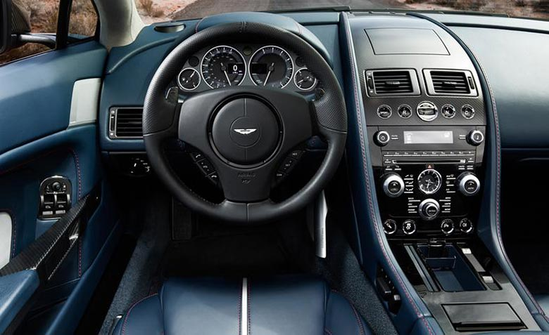 Aston Martin Introduces the 2015 V12 Vantage S Roadster 4