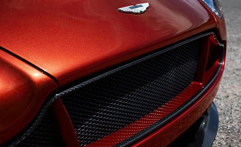 Aston Martin Introduces the 2015 V12 Vantage S Roadster 8