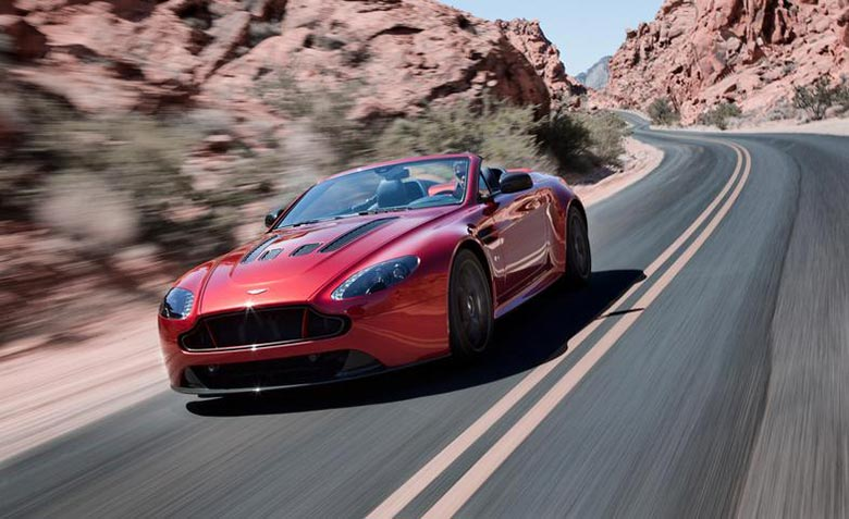 Aston Martin Introduces the 2015 V12 Vantage S Roadster 11