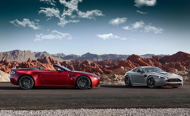 Aston Martin Introduces the 2015 V12 Vantage S Roadster 12