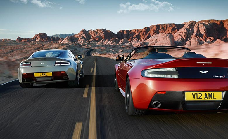 Aston Martin Introduces the 2015 V12 Vantage S Roadster 16