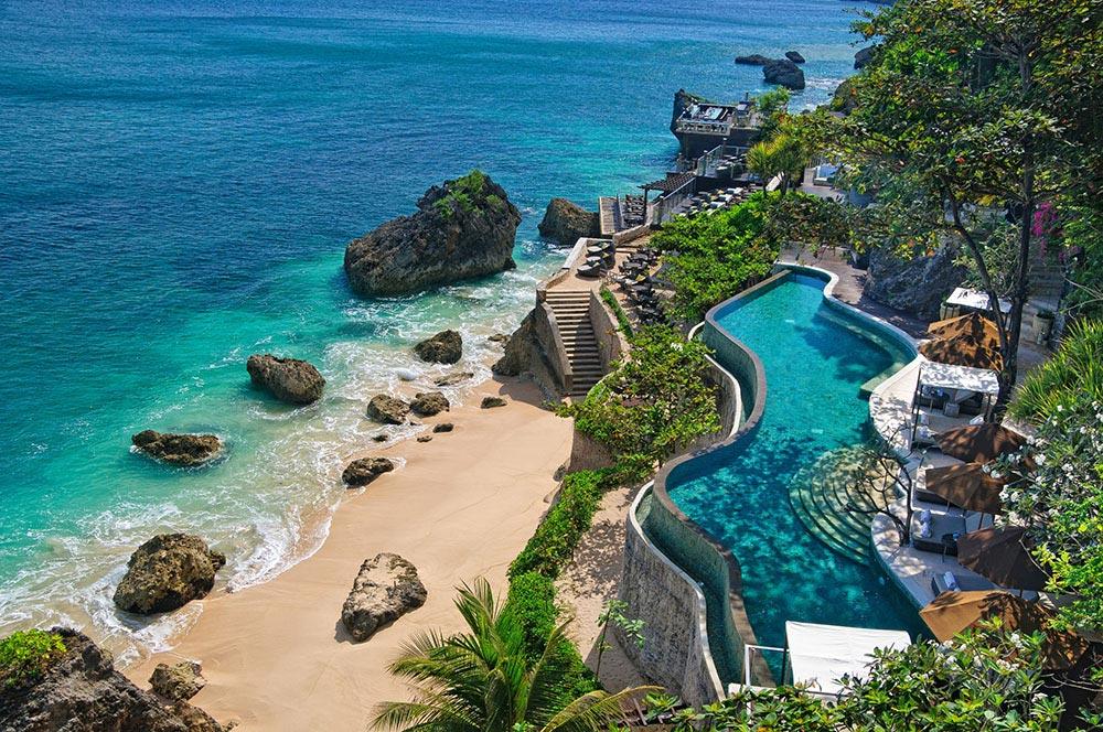 Spa on the Rocks: Das Ayana Resort und Spa auf Bali 2