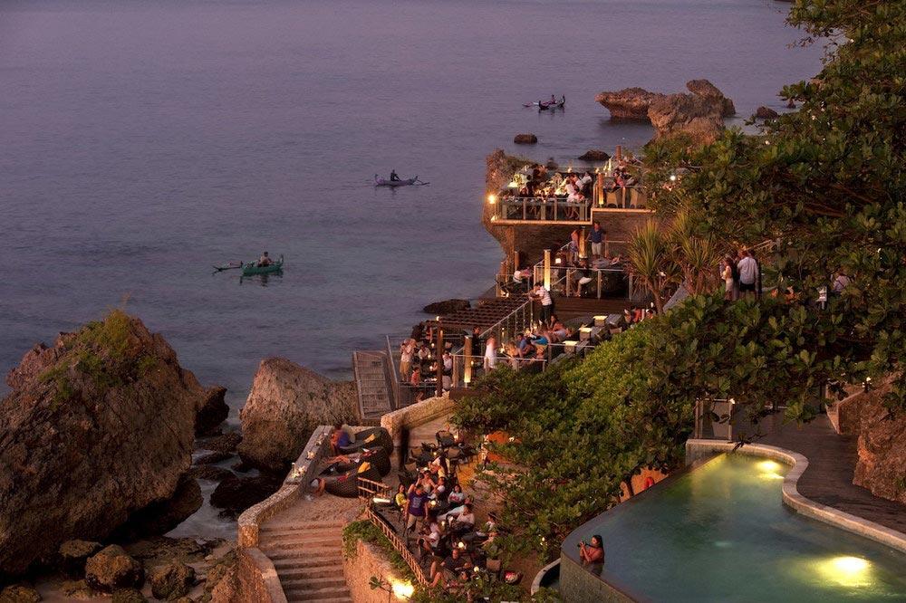 Spa on the Rocks: Das Ayana Resort und Spa auf Bali 17