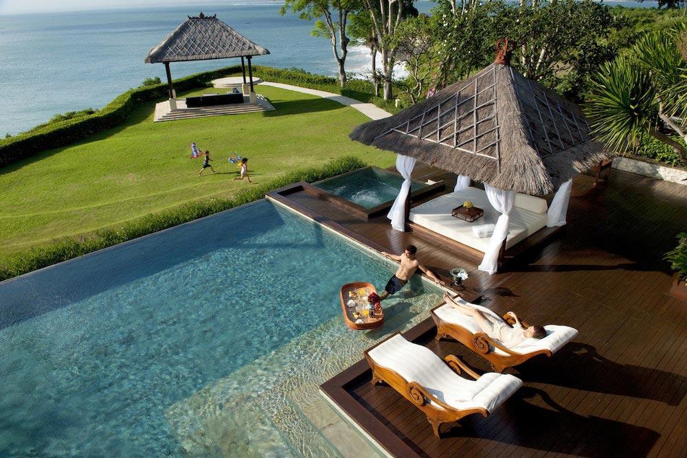 Spa on the Rocks: Das Ayana Resort und Spa auf Bali 1