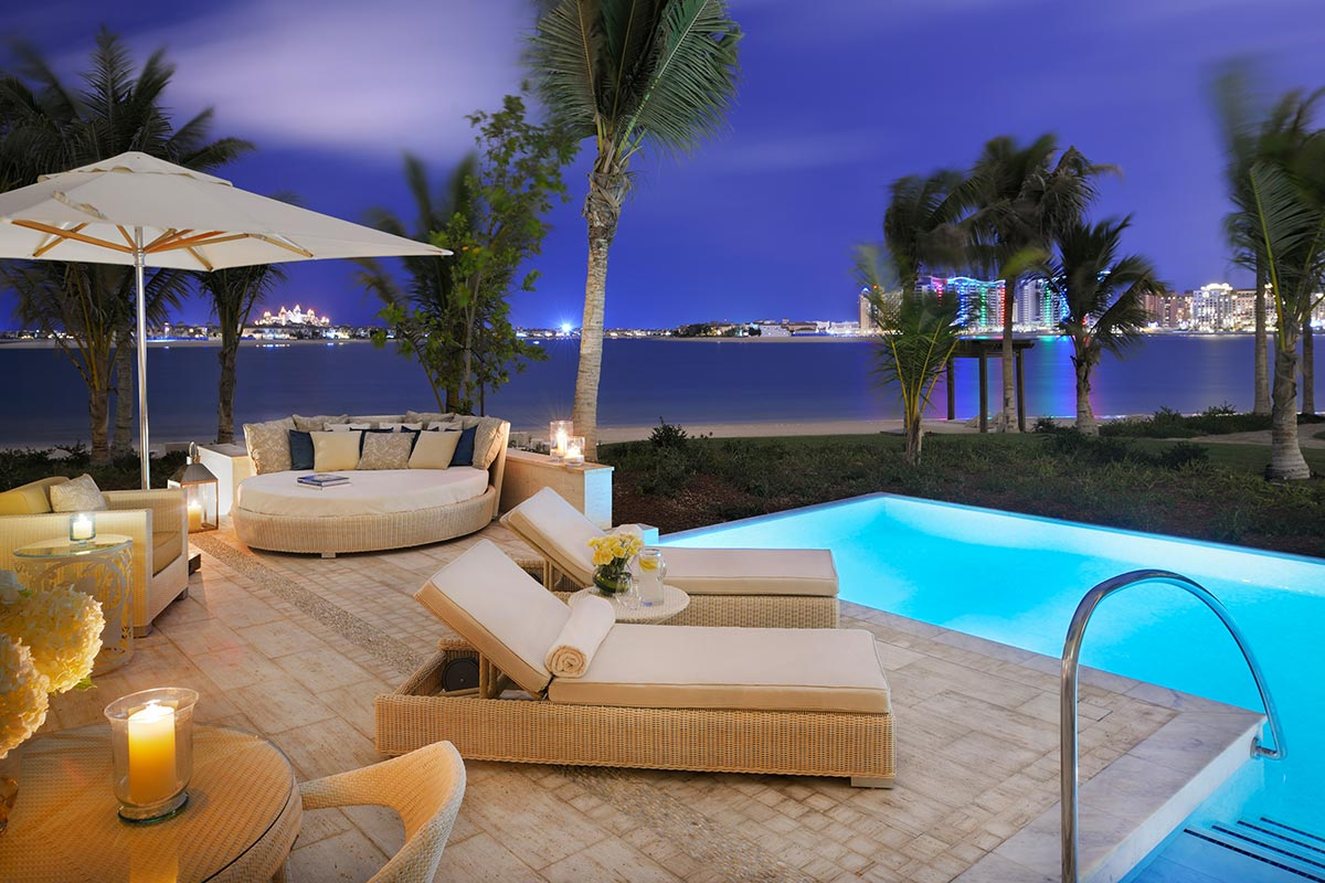 The Amazing Palm Beach Junior Suite with Pool at One&Only The Palm 2