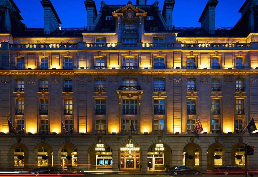 The Most Popular Hotel in London for the Super-Rich: The Ritz London 1