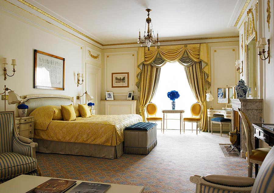 The Most Popular Hotel in London for the Super-Rich: The Ritz London 14