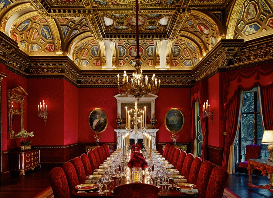 The Most Popular Hotel in London for the Super-Rich: The Ritz London 21
