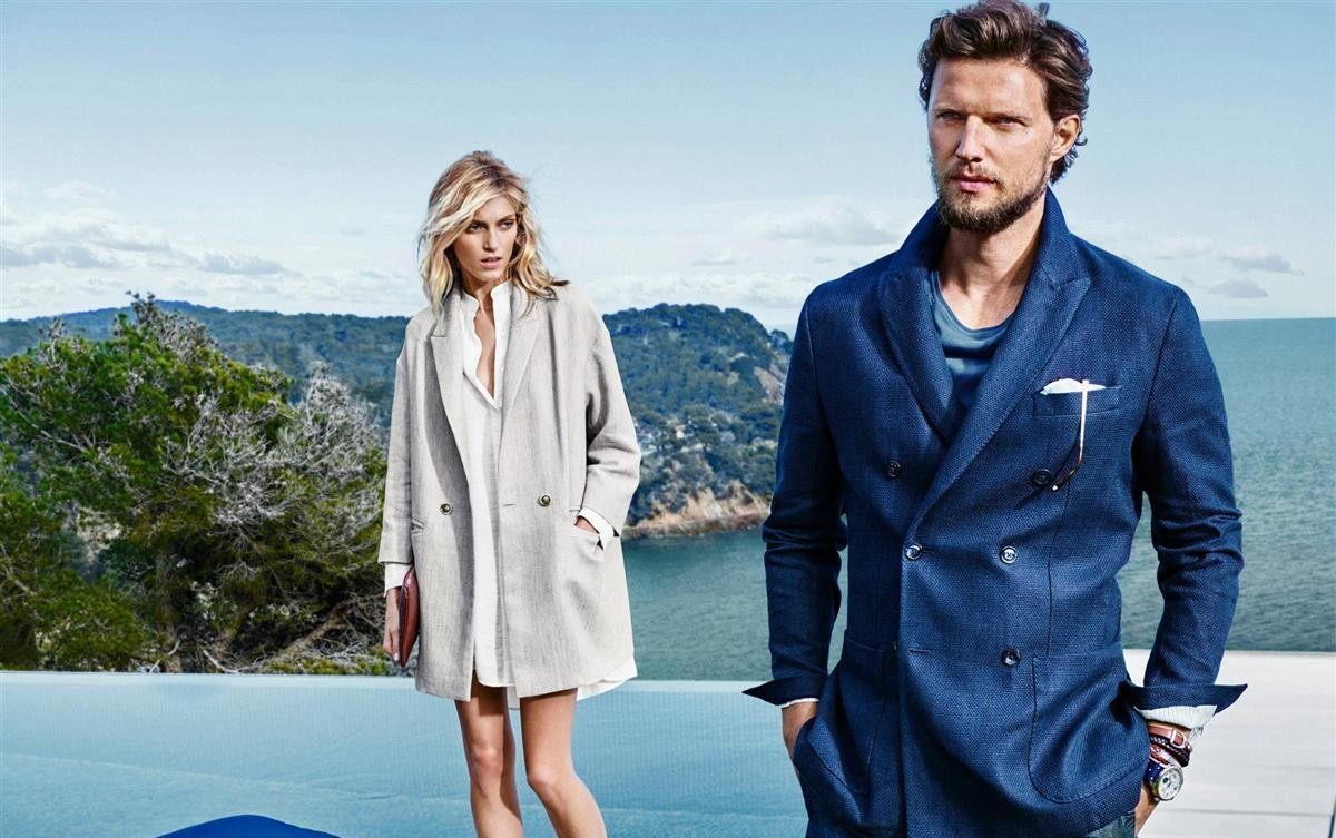 9a7d80aa73 Massimo Dutti Spring Getaway 2015 Campaign 1 ...