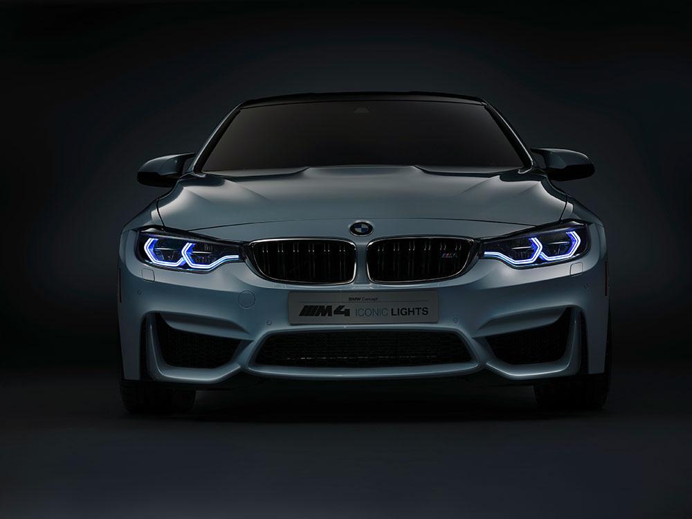 BMW M4 Concept – Iconic Lights 2