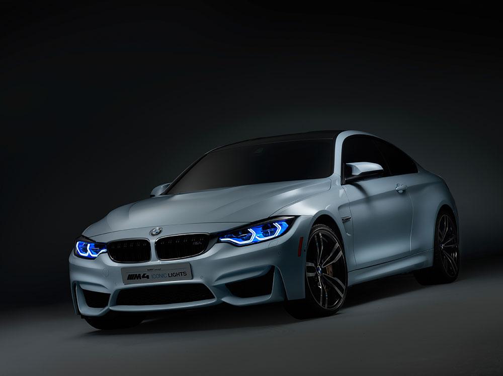 BMW M4 Concept – Iconic Lights 9