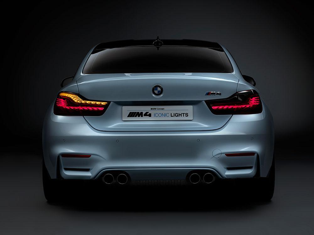BMW M4 Concept – Iconic Lights 8