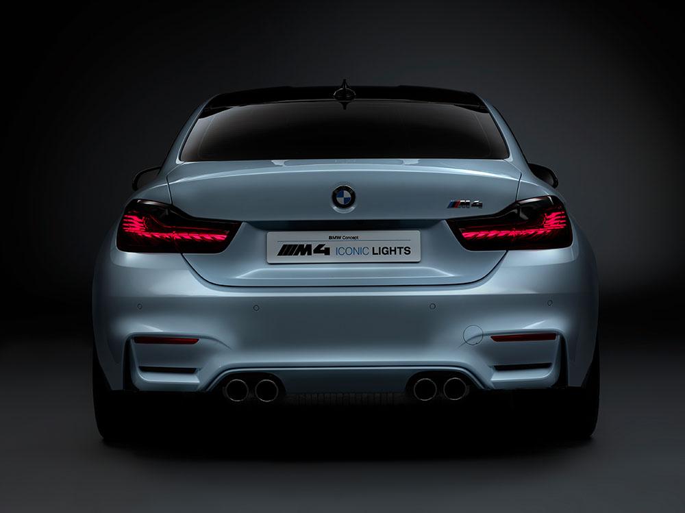 BMW M4 Concept – Iconic Lights 10