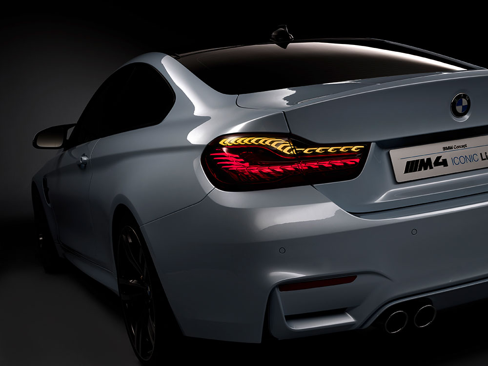 BMW M4 Concept – Iconic Lights 6