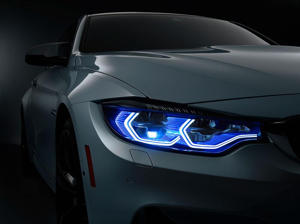 BMW M4 Concept – Iconic Lights 4
