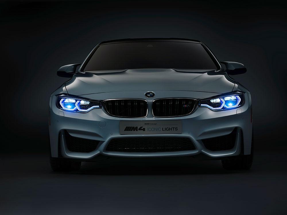 BMW M4 Concept – Iconic Lights 3