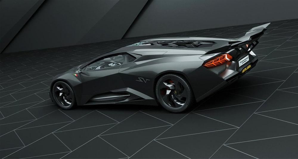 Lamborghini Phenomeno Phenomeno Sv Concept Von Grigory Gorin