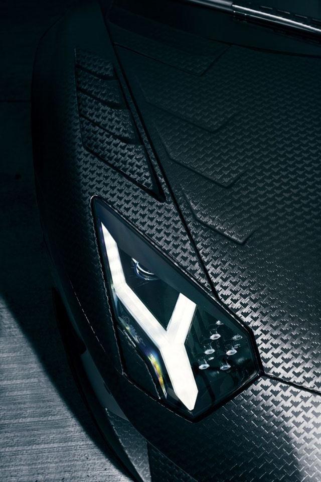 """1250 PS: Mansory Carbonado """"Black Diamond"""" 9"""