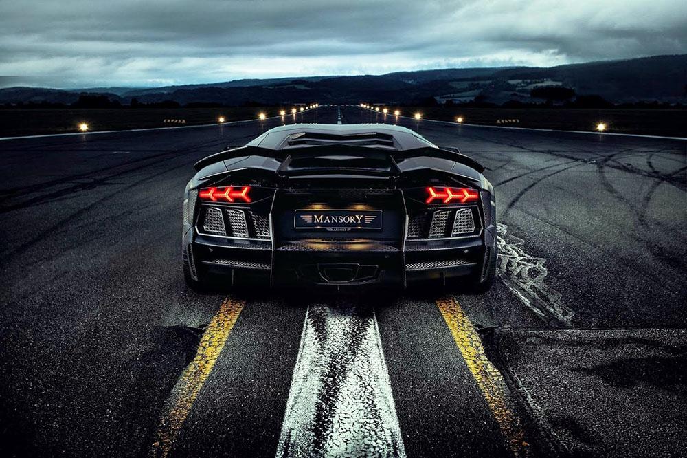 """1250 PS: Mansory Carbonado """"Black Diamond"""" 5"""