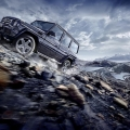 Mercedes G-Class: Make Over For An Offroad Icon