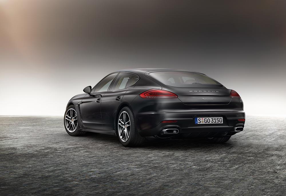 Porsche Introduces Special Panamera Edition 1
