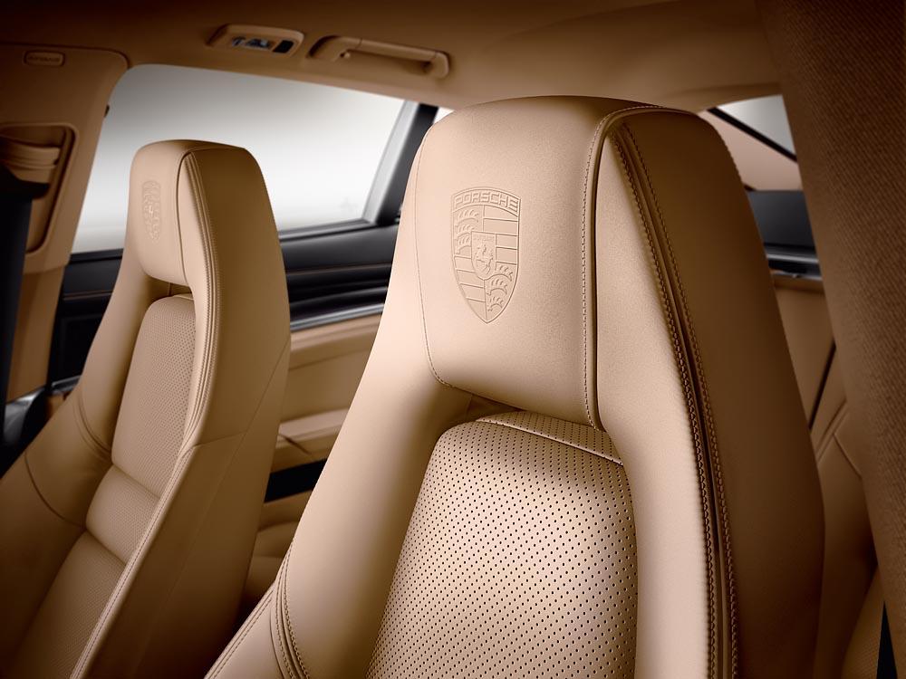 Porsche Introduces Special Panamera Edition 3