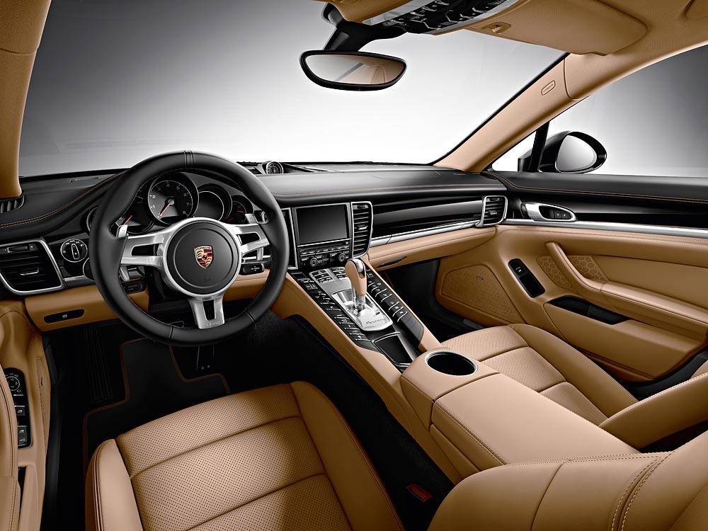 Porsche Introduces Special Panamera Edition 2