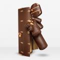 Karl Lagerfeld's $175,000 Punching Bag
