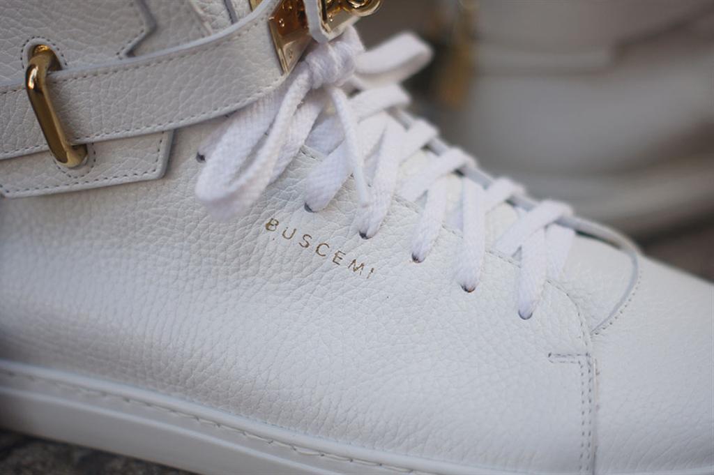 100mm Sneakers x Jon Buscemi 1