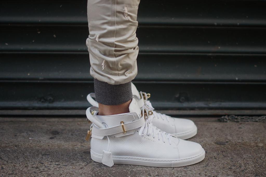100mm Sneakers x Jon Buscemi 7