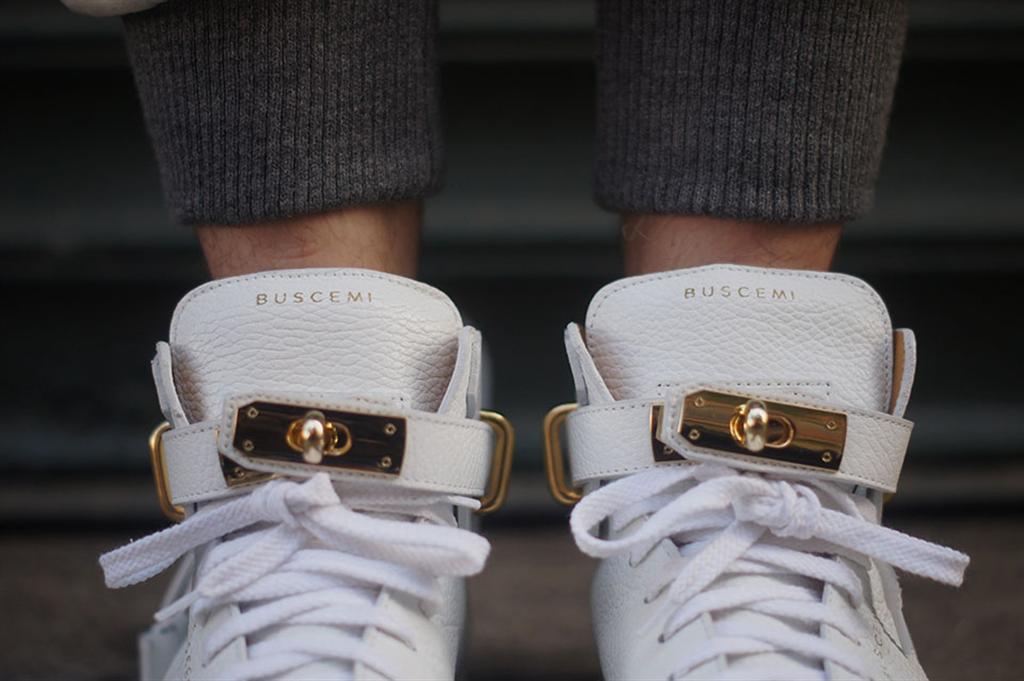100mm Sneakers x Jon Buscemi 6