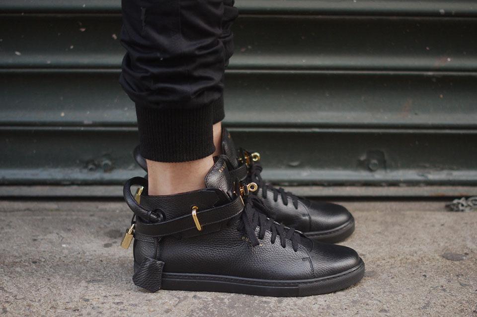 100mm Sneakers x Jon Buscemi 5