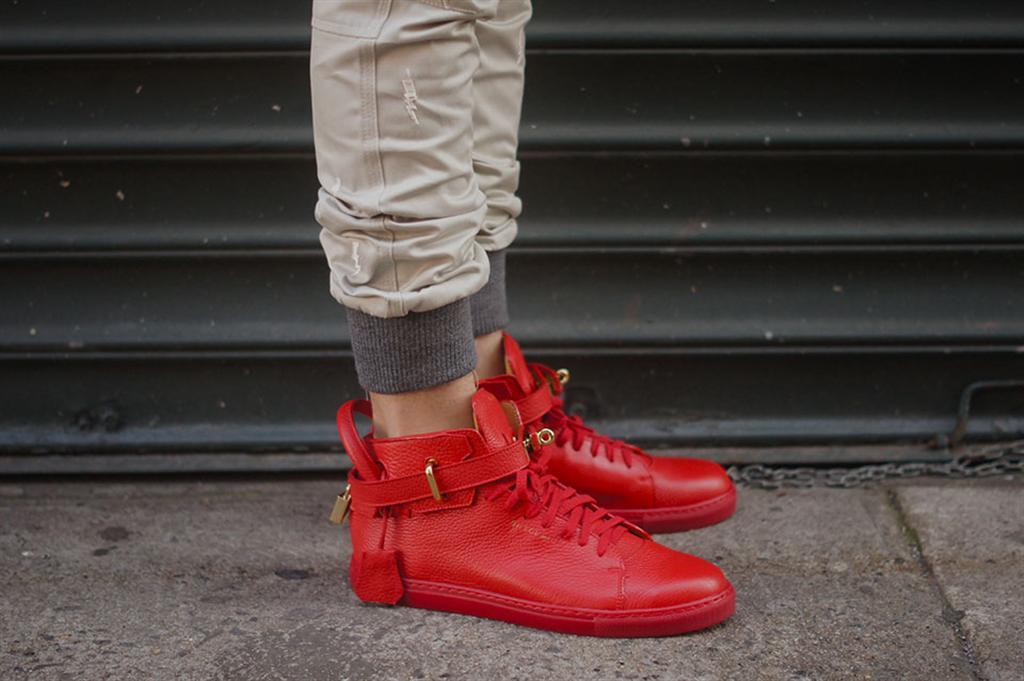 100mm Sneakers x Jon Buscemi 3