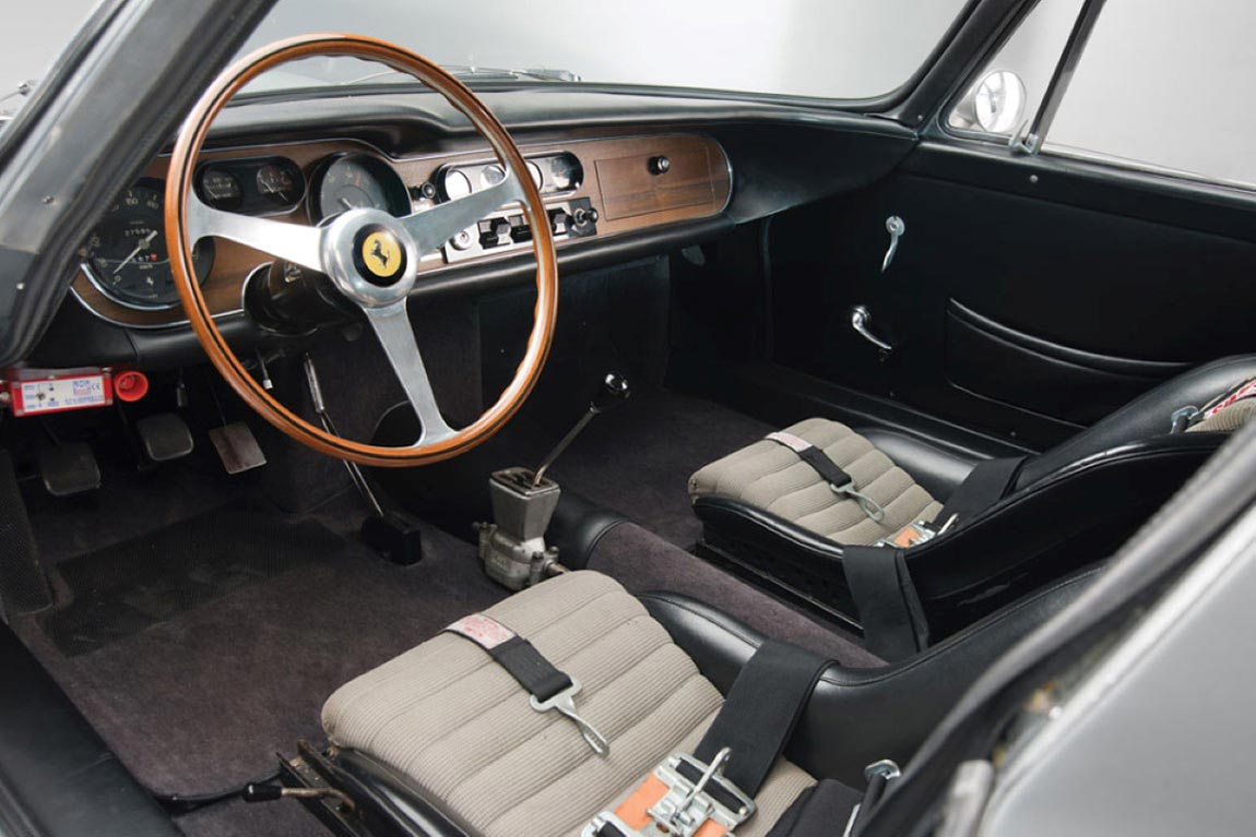 1964 Ferrari 275 GTB/C Speciale 5