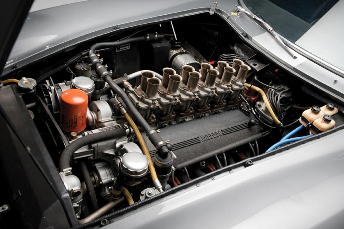 1964 Ferrari 275 GTB/C Speciale 7