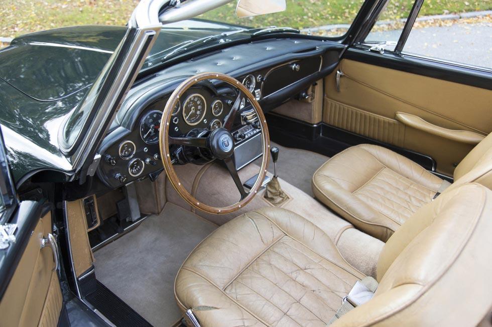 1965 Aston Martin DB5 Convertible Sold for $2 Million USD 2