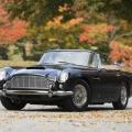 1965 Aston Martin DB5 Convertible Sold for $2 Million USD