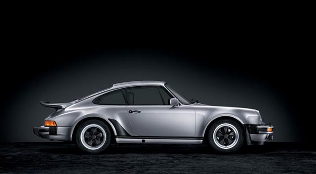 40 Years of the Porsche 911 Turbo 2