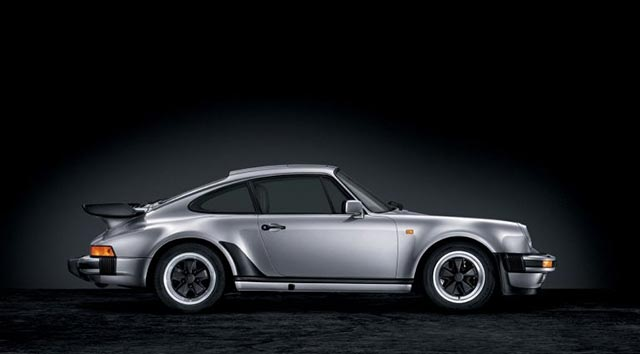 40 Years of the Porsche 911 Turbo 3