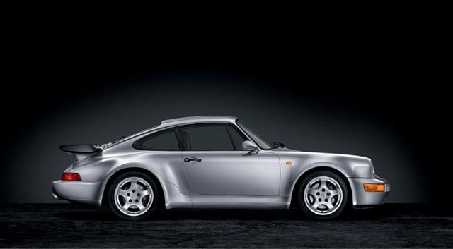 40 Years of the Porsche 911 Turbo 4