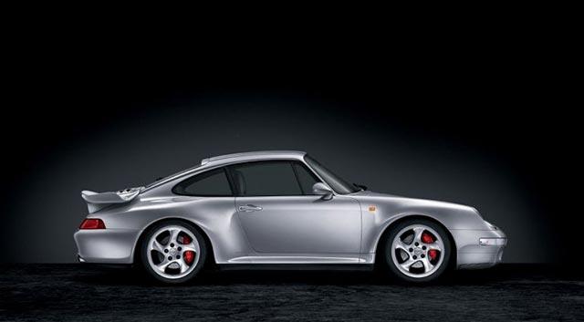 40 Years of the Porsche 911 Turbo 5