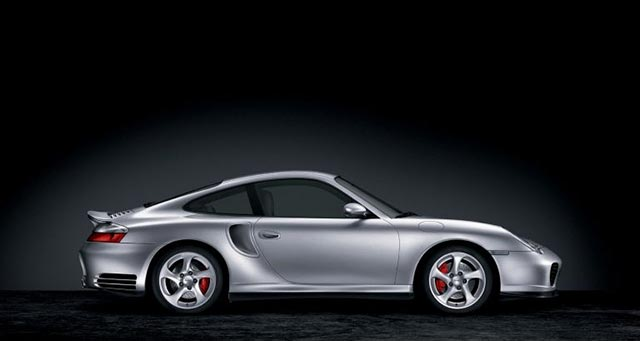 40 Years of the Porsche 911 Turbo 6