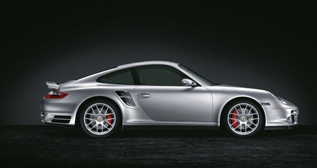 40 Years of the Porsche 911 Turbo 7