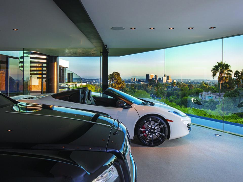 Die $36 Millionen Dollar 1201 Laurel Way Beverly Hills Residenz 5
