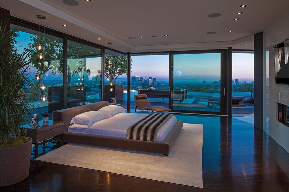 Die $36 Millionen Dollar 1201 Laurel Way Beverly Hills Residenz 7