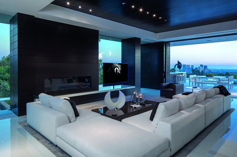 Die $36 Millionen Dollar 1201 Laurel Way Beverly Hills Residenz 8